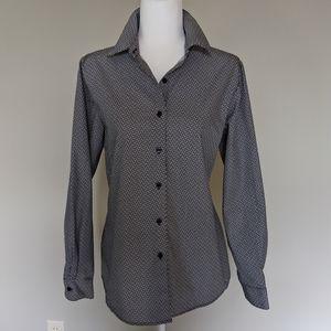 Foxcroft wrinkle free blouse
